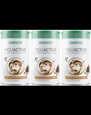 FiguActiv Shake o smaku latte macchiato 3pak