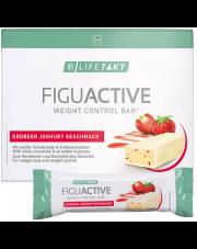 FiguActiv Batoniki o smaku truskawkowo-jogurtowym
