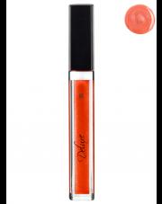 Błyszczyk do ust DELUXE - orange flash
