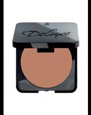 Podkład w kompakcie DELUXE - dark beige