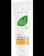 Aloe Vera Sun Żel-krem ochronny filtr SPF 20