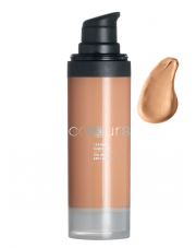 Kremowy podkład pod makijaż  - medium caramel nr 4