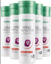 Mind Master Formula Red 5pak