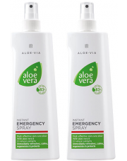 Aloe Vera Special Care Emergency spray 2pak