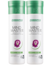 Mind Master Formula Green 2pak