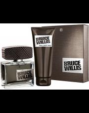 Bruce Willis ZESTAW Perfumy i Szampon do włosów