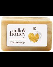Mydełko peelingujące Milk & Honey