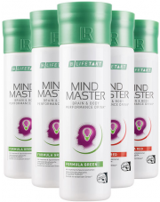 Mind Master Formula Red & Green 5pak