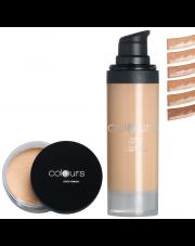 Zestaw do makijażu Colours do cery suchej i normalnej
