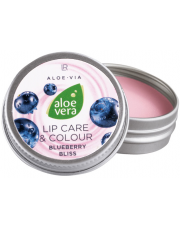 Aloe Vera Winter Care Balsam do ust o jagodowym aromacie