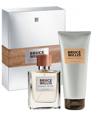 Bruce Willis Personal Edition ZESTAW Upominkowy