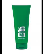 Jungle Man 2 w 1 Perfumowany szampon do włosów i ciała