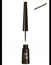 Eyeliner w płynie - dark brown (ciemnobrązowy)