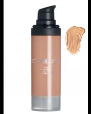 Beztłuszczowy podkład pod makijaż - medium caramel nr 4