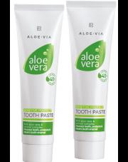 Aloe Vera Ochronna pasta do zębów wrażliwych 2pak