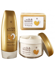 Zestaw do pielęgnacji ciała Milk & Honey