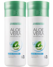 Aloe Vera Żel do picia Freedom 2pak