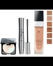 Podstawowy zestaw do makijażu DELUXE