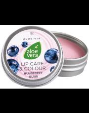 Aloe Vera Balsam do ust o jagodowym aromacie