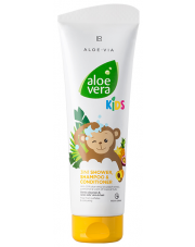 Aloe Vera Kids 3 w 1 żel pod prysznic, szampon i odżywka