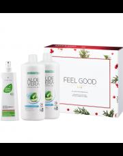 Zestaw Świąteczny Aloe Vera Żel do picia Freedom + Aloe Vera Emergency Spray