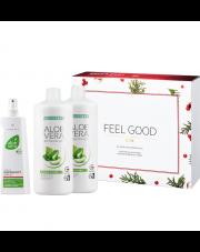 Zestaw Świąteczny Aloe Vera Żel do picia Sivera + Aloe Vera Emergency Spray