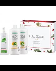 Zestaw Świąteczny Aloe Vera Żel do picia z miodem + Aloe Vera Emergency Spray