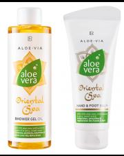 Zestaw do pielęgnacji Aloe Vera Oriental SPA