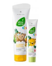 Zestaw Aloe Vera Kids