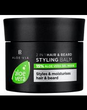Aloe Vera 2in1 Balsam do stylizacji włosów i brody
