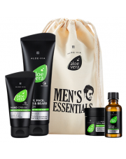 Aloe Vera Men's Essentials Zestaw