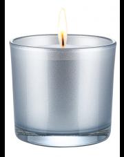 Świeca zapachowa Silver Glow - Cocooning Vanilla