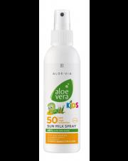Aloe Vera Spray przeciwsłoneczny dla dzieci SPF 50